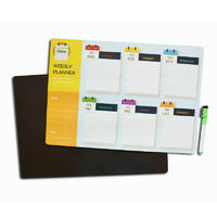 Smart Magnetic Weekly Whitebord Planner  A3 Size