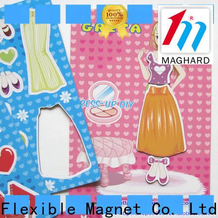 Maghard doll magnetic dress up from China for craft