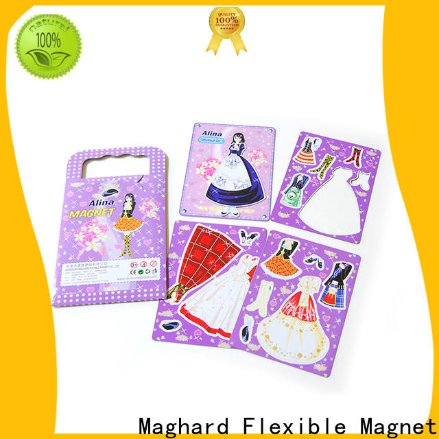 Maghard lovely magnetic dolls customization for gift box