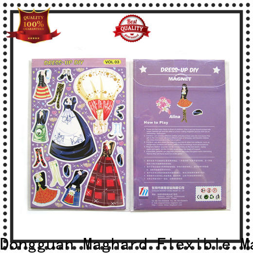 Maghard good looking magnetic dolls for kids for displays