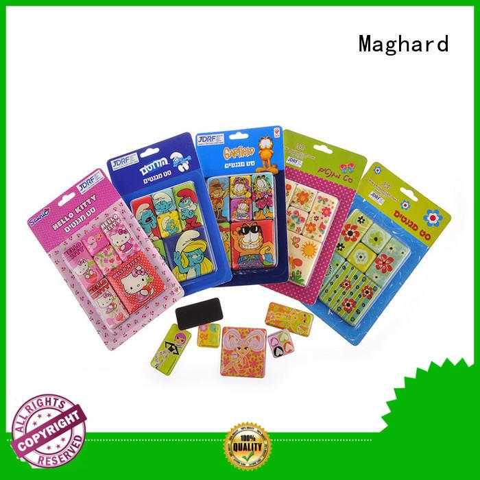 Maghard card magnetic bulk production