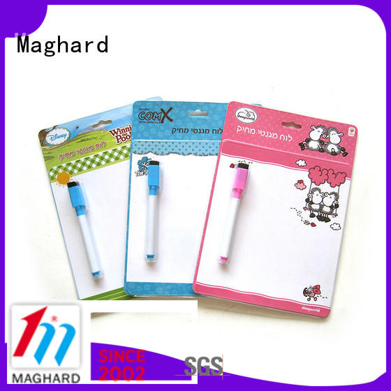 hot-sale Magnetic Dry Erase Whiteboard planner for doodle pad
