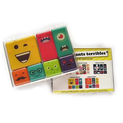 Souvenirs  Epoxy Magnet Sets  8pcs per set for Kitchen Home School Classroom