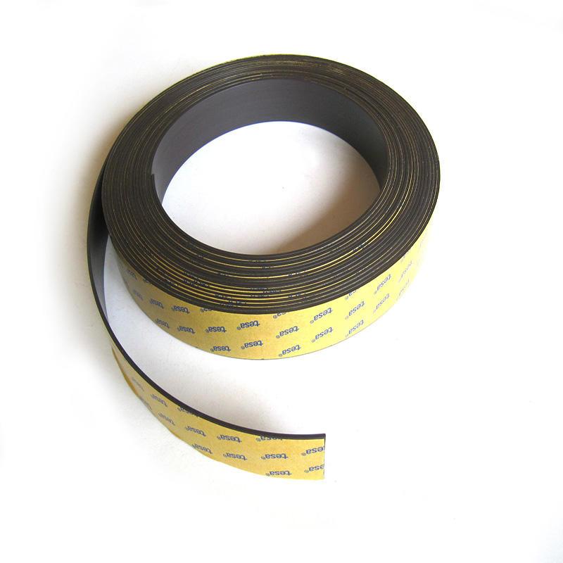 Flexible Magnetic Strip - 1/2 Inch x 10 Feet