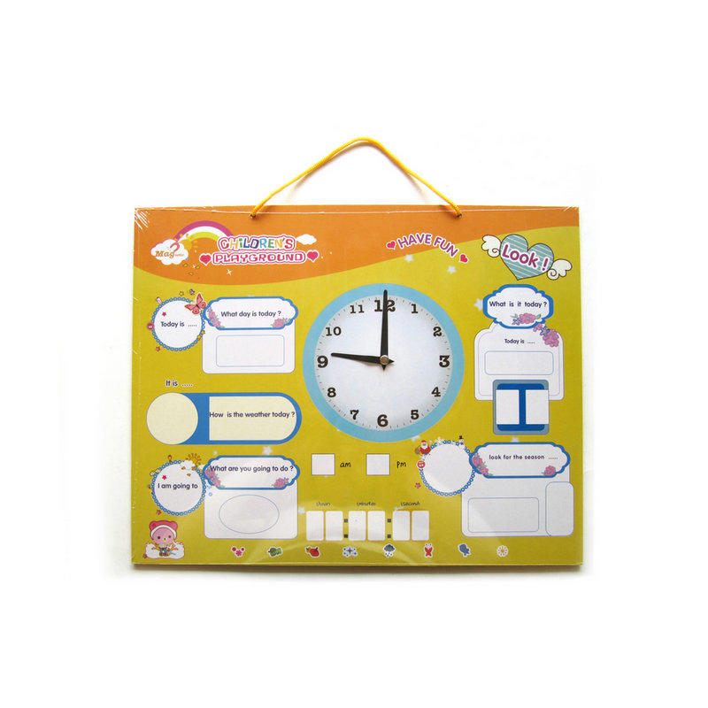 Magnetic Timetabling  Chore Chart for Kids