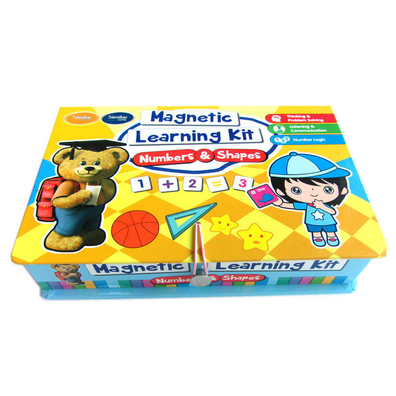 Magnetic Educational Toys Learning Set