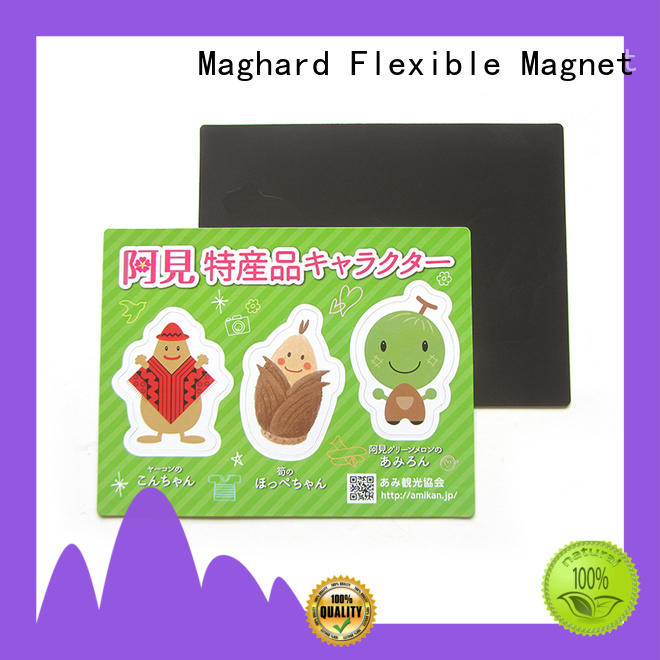 Maghard environmental picture magnets factory price for metal surface