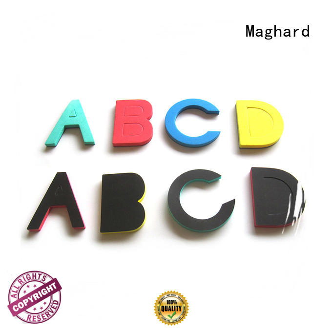 Maghard letters magnetic letters customization for infants' school