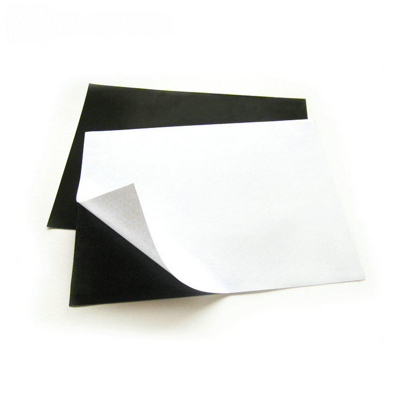 magentic sheet with adhesive