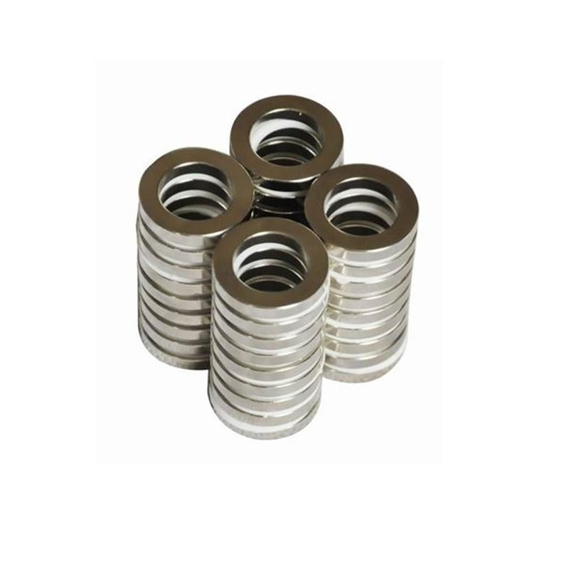 Strong Neodymium Cup Magnets  Rare Earth Magnets - 1.26