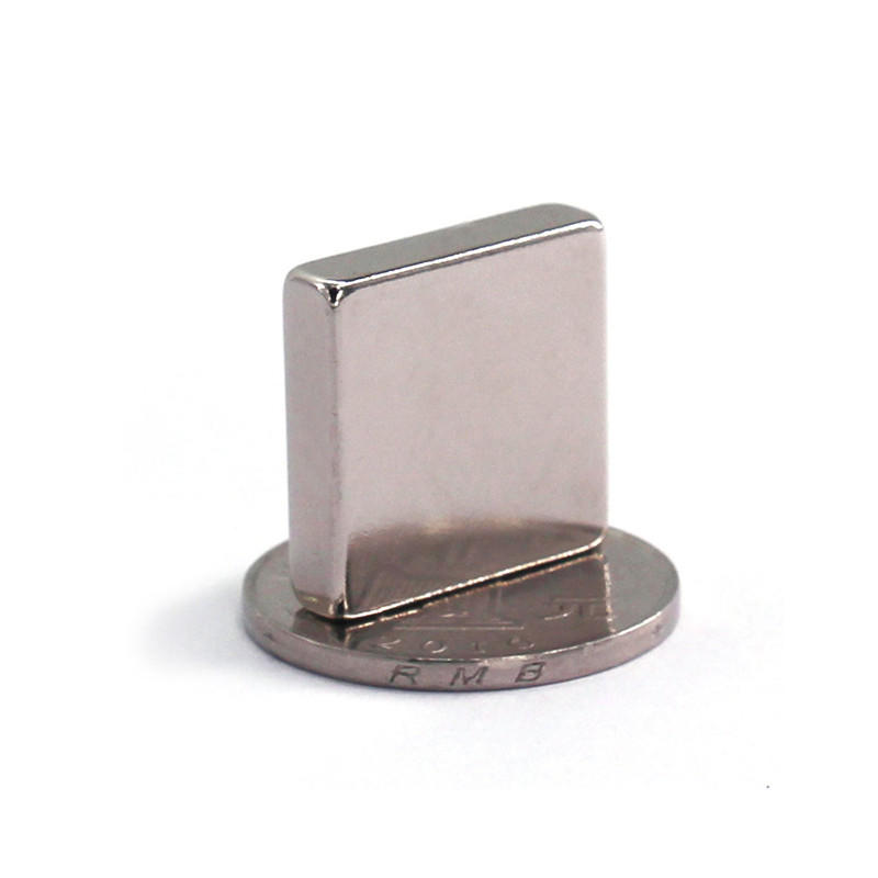 "Neodymium Magnets N50 2"" x 2"" x 1"" NdFeB Rare Earth Rectangular Magnet"
