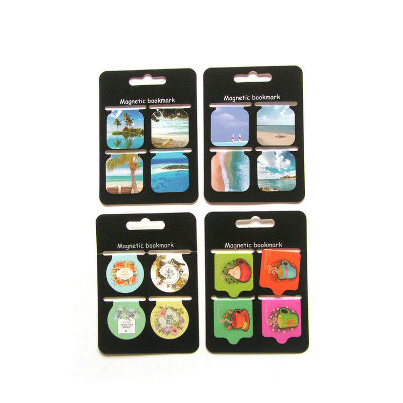 4PCS pack magnetic folding clip