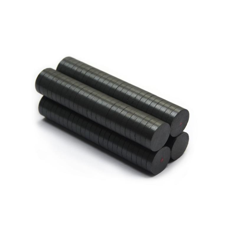 ceramic magnet & magnetic tape roll