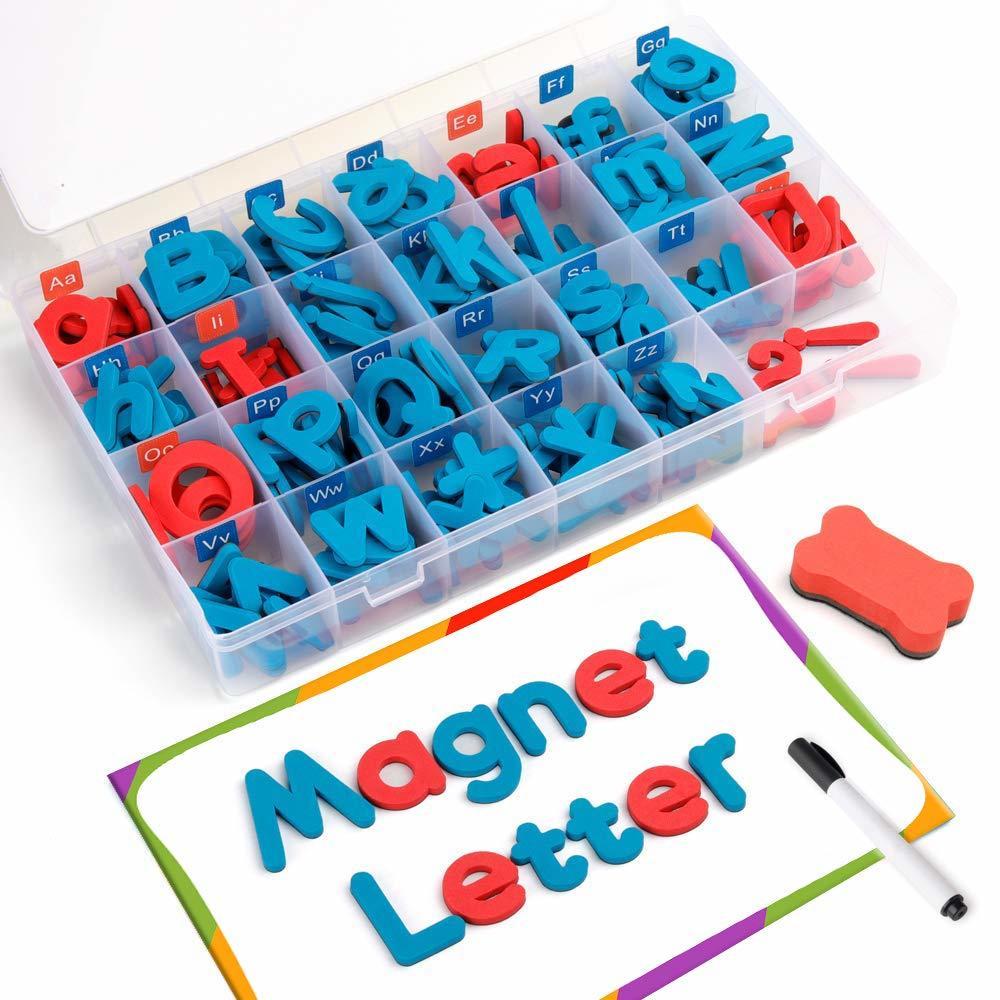 Non-toxic Magnetic EVA foam Alphabet Magnetic Education Letters