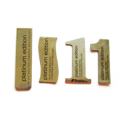 Magnetic bookmark with 2pcs per package