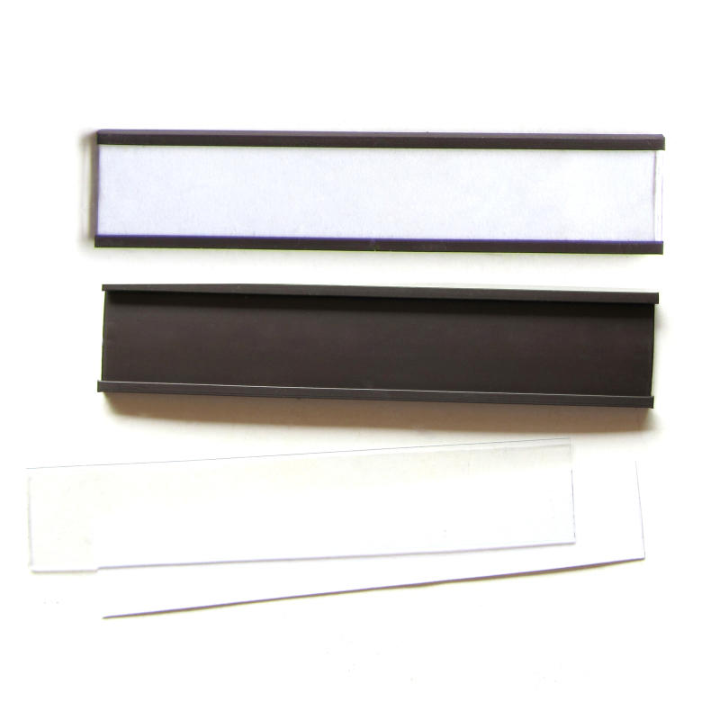 high quality C profile flexible rubber magnetic strip