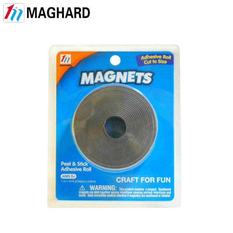 Magnetic adhesive flexible strip for poster,picture adhesive holder,magnetic adhesieve tape