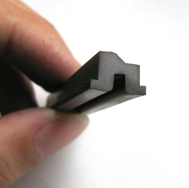 High quality magnetic strip for shower door or closet door