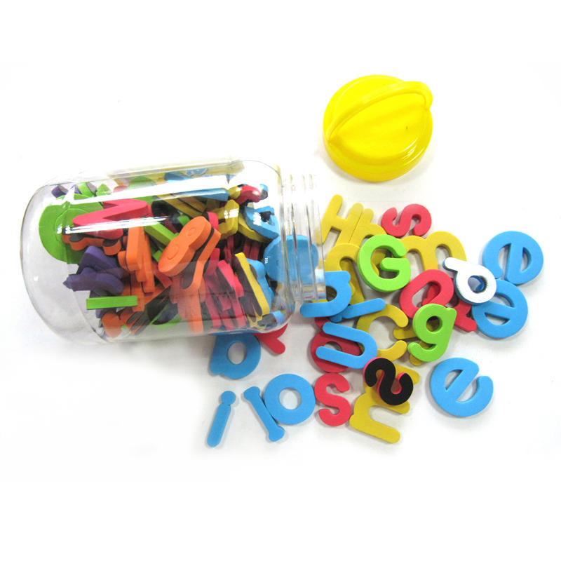 Magnetic EVA Foam Alphabet Letters and Numbers