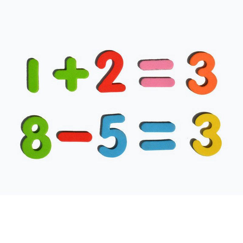 Educational Magnetic EVA Letters Magnetic EVA Numbers