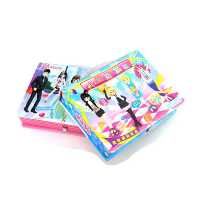 Magnetic Girl's Toy Girl's Dress Up toys