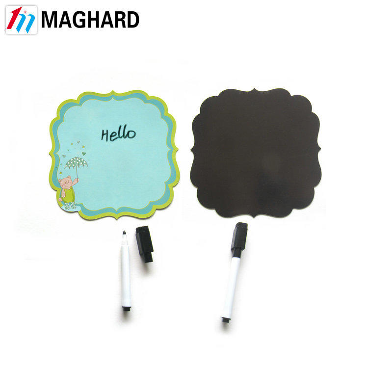 Maghard Magnetic product leader wholesale high quality magnetic writing drawing board with Erasable whiteboard pen