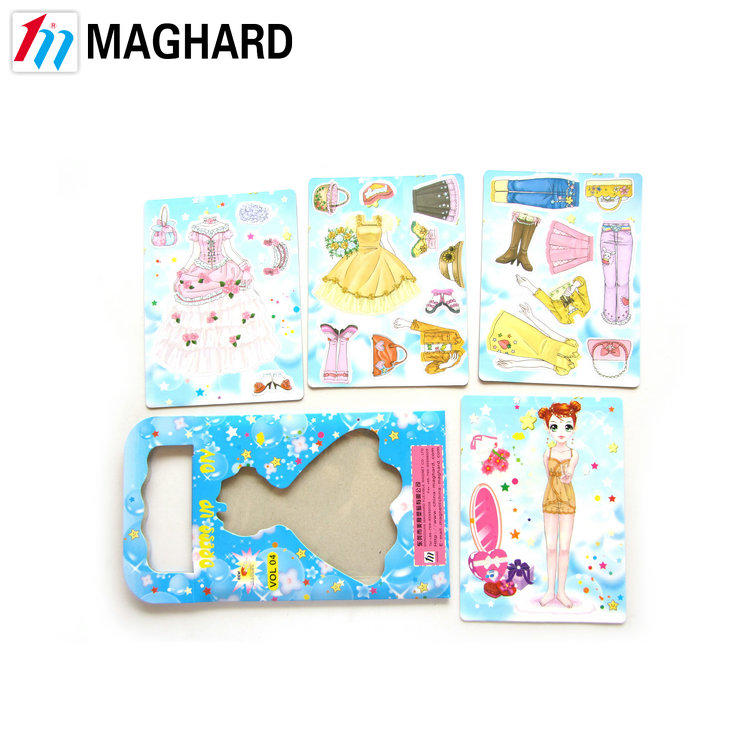 Maghard appealing magnetic dolls directly sale for handcrafts
