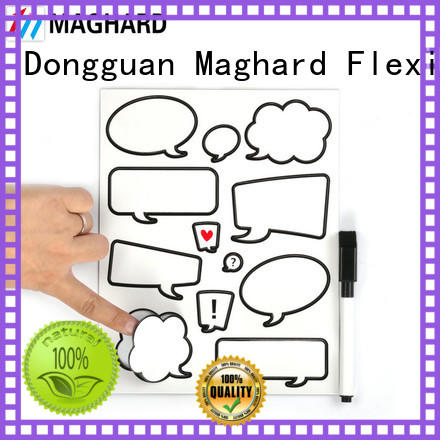 Maghard weekly small magnetic whiteboard producer for meal planner