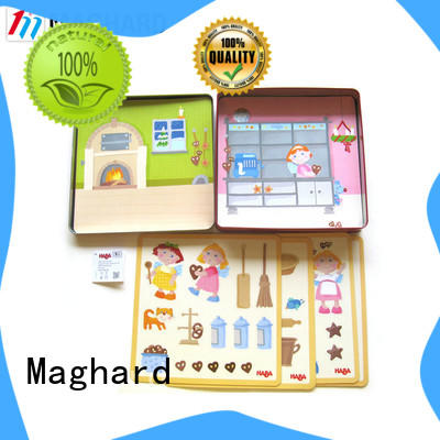 Maghard fine- quality magnet set for class