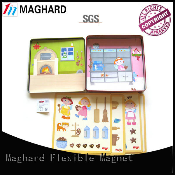 Maghard educational magnetic games customization for kids