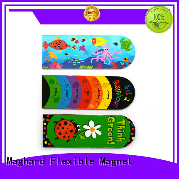Maghard backing magnetic free design
