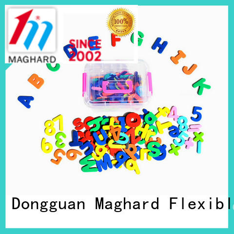 Maghard good-package magnetic letters  supply for for home school