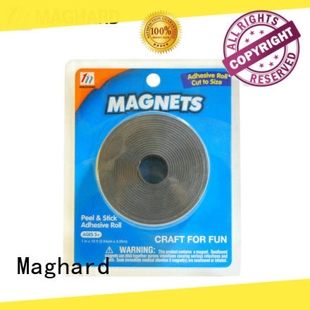Maghard strip Magnetic strips for warehouse labeling