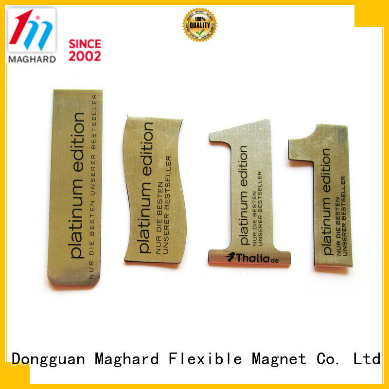 Maghard bookmarks magnetic page markers manufacturer for displays