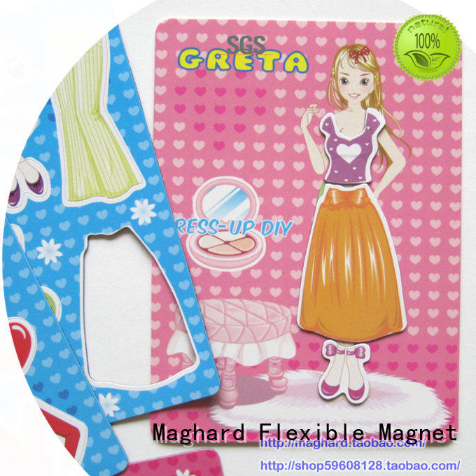 Maghard cute magnetic dress up directly sale for handcrafts