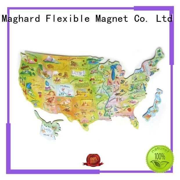 Maghard nice magnetic jigsaw for wholesale for school