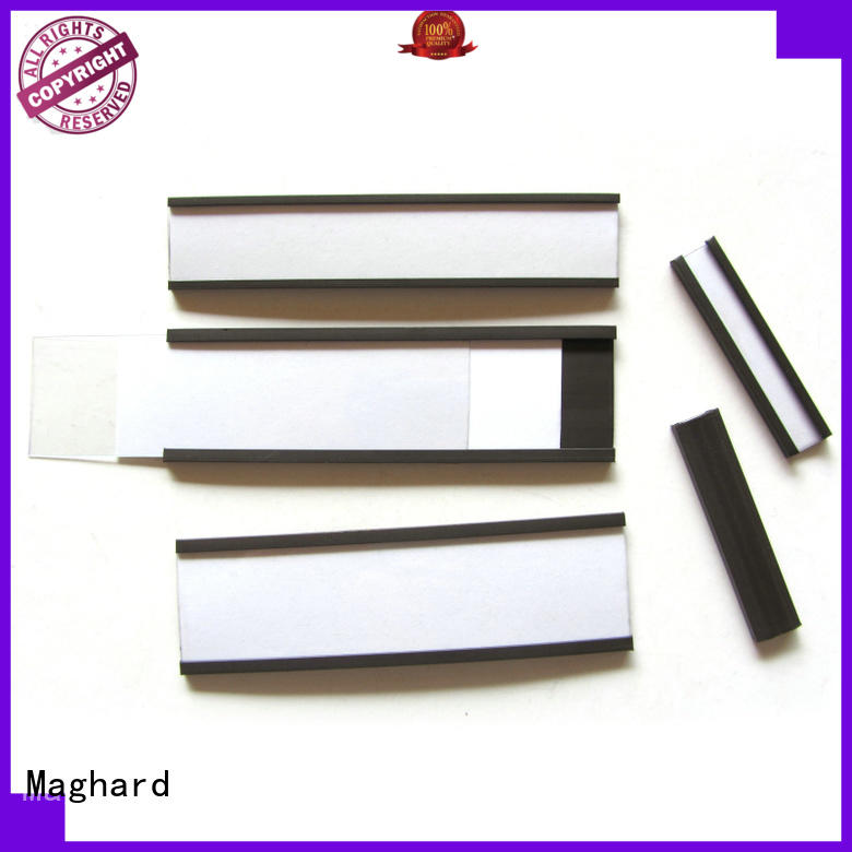 Maghard sizes Magnetic Tape for wholesale for displays